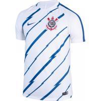 ac6625a2dc26a Camiseta Nike Corinthians Dry Squad Top Masculina