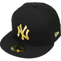 Netshoes. Boné New Era Aba Reta Fechado Mlb Ny Yankees Basic - Unissex 154a7e721ced2
