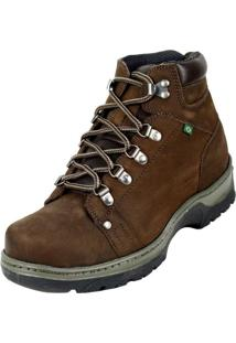 Bota Adventure Ranster Nobuck Marrom