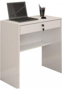Escrivaninha/Mesa Para Computador Andorinha Jcm Movelaria Branco