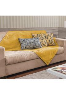 Xale Fascínio Amarelo Com 7 Peças - Enxovais Ibitinga