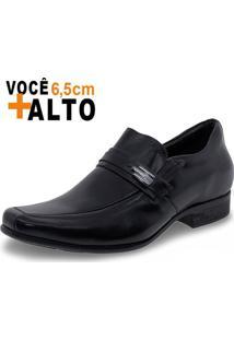 Sapato Masculino Social Grow Air King Jota Pe - 71363 Preto 36