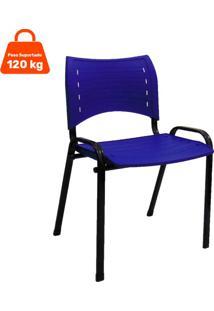 Cadeira De Escritório Interlocutor Evidence I Azul