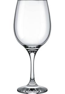 Taça De Vinho Barone Transparente 600 Ml