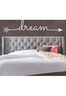 Adesivo De Parede Para Quarto Dream Arrow Branco 140 Cm
