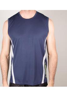 6d1c88778 Camiseta Regata Estilo Basquete Elite Preto G - Masculino-Azul