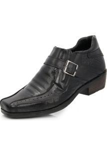 Bota Texas Vicarello Comfort Preto 818 - Kanui