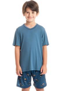 Pijama Tucanos Infantil Masculino