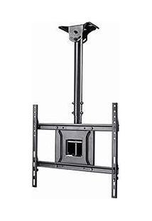 Suporte Com Inclinação De Teto Para Tvs Lcd/Led/Plasma/3D De 32 Até 65 Elg Suportes A05V6 Preto