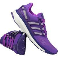 776a71fcb Fut Fanatics. Tênis Adidas Energy Boost 3 Feminino Roxo