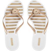 d332f927e Chinelo Colcci Dourado feminino | Shoes4you