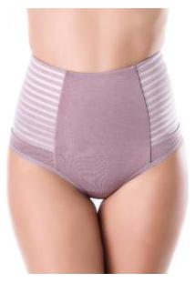 Calça Básica Cintura Alta Modeladora Modal Eco Beauty Love Secret (86601)