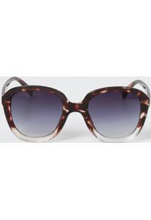 583b500e76f7c Óculos De Sol Feminino Quadrado Marisa