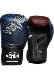 6443693a7 Luva De Boxe Venum Tiger Legend - Preto-Azul