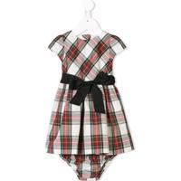 Farfetch. Ralph Lauren Kids Vestido Com Estampa Xadrez ... 1bb8c1fbc47