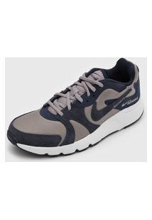 Tênis Nike Sportswear Atsuma Azul-Marinho/Cinza