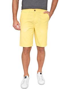 Bermuda Yacht Master Chino Color Amarela