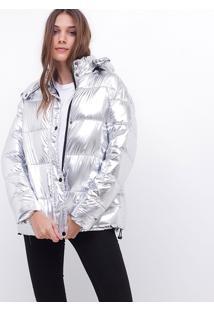 Jaqueta Metalizada Ultraleve