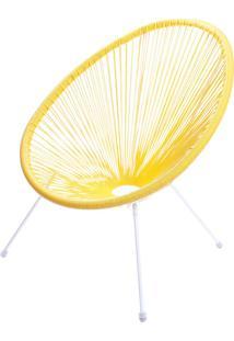 Cadeira Acapulco Or-1160 – Or Design - Amarelo