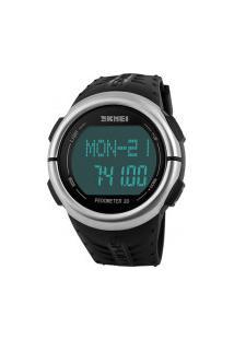 Relógio Skmei Digital -1058- Preto