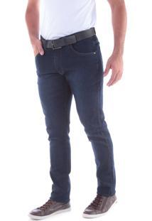 Calça 2236 Jeans Slim Traymon Blue Black