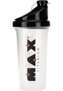 Coqueteleira Max Titanium - Unissex