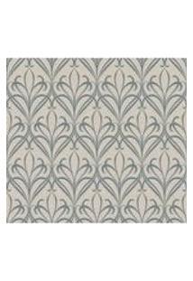 Tecido Para Parede Karsten Wall Decor Flor De Liz Azul