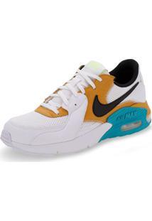 Tênis Air Max Excee Nike - Cd4165 Branco/Verde 38