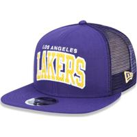 66955e485b21b Boné 950 Original Fit Los Angeles Lakers Nba Aba Reta Snapback New Era -  Masculino-