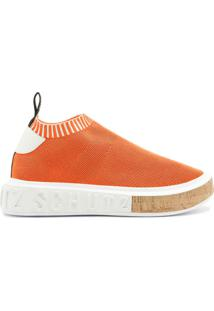 Sneaker It Schutz Bold Knit Orange | Schutz