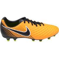eb97236f47 Chuteira Campo Magista Onda 2 Nike Laranja