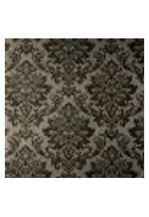 Papel De Parede Adesivo Decoração 53X10Cm Preto -W17473