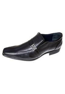 Sapato Sandalo Social Pallas Preto