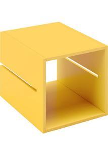 Nicho Dominox Amarelo 35 Cm