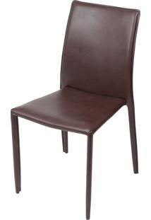 Cadeira Glam - Bordô