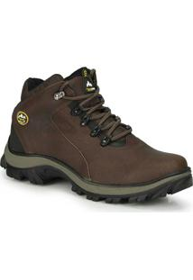 Bota Adventure Masculina West Line Cafe