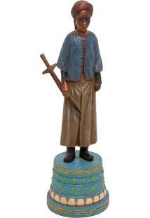 Escultura Decorativa Qing Ii