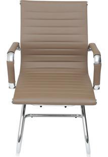 Cadeira De Escritório Esteirinha Fixa - Fendi