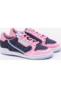 Tênis Adidas Originals Continental 80 Marinho Feminino