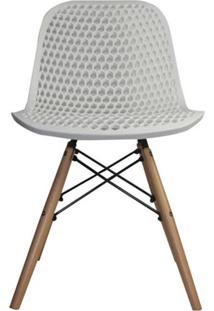 Cadeira Eloisa Colmeia Branca