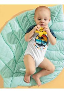 Body Menino Brandili Baby Branco