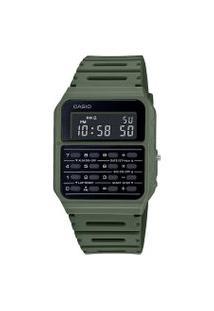 Relógio Unissex Casio Ca-53Wf-3Bdf-Sc Digital | Casio | Verde | U