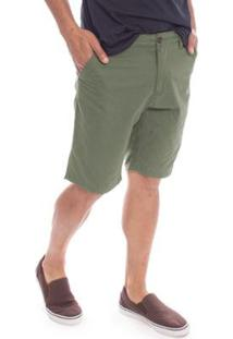 Bermuda Sarja Aleatory Flash Masculina - Masculino