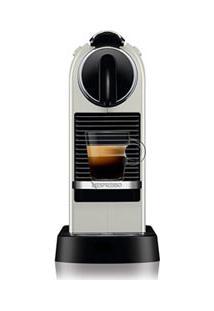 Cafeteira Nespresso Citiz Branco Para Café Espresso - D113Br