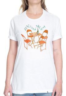 Brazilian Dream - Camiseta Basicona Unissex