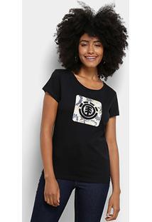 Camiseta Element Oasis Feminina - Feminino