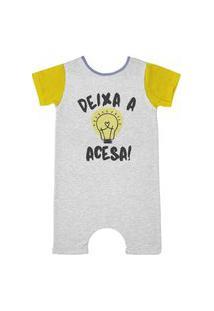 Pijama Confortável Comfy Luz Acesa
