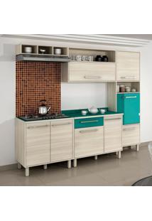 Cozinha Completa Maia 8 Pt 1 Gv Jacarta E Esmeralda