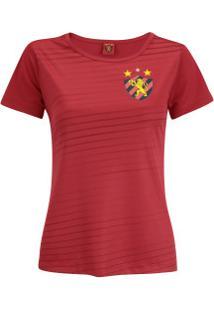 27f5482fd23 Centauro. Camiseta Do Sport Recife Rise - Feminina ...