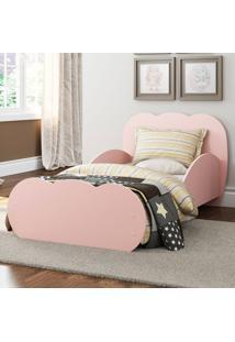 Mini-Cama Nuvem 2667.157 Rosa - Multimóveis